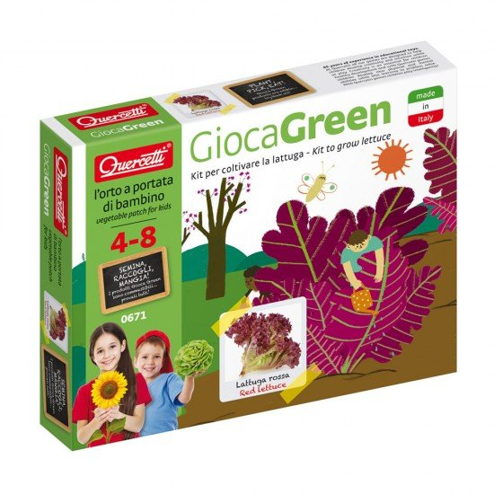 Quercetti Gioca Green Mi Lechuga