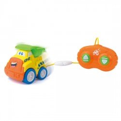 Happy Kid Children's Truck with remote control 18+