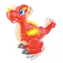 Happy Kid Dragon children's toy with lights and sounds 12+