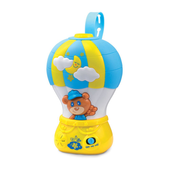 Happy Kid Light and Sound Projector Balloon 0+
