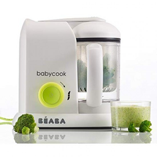 Béaba Babycook Solo Neon - Baby Kitchen Robot