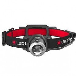 Led Lenser Linterna Frontal H8R Recarregável 600lumens