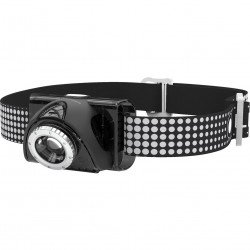 Led Lenser Headlight SEO7R Black 220 lumens