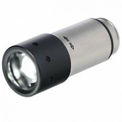 Led Lenser Flashlight Automotive-Black Rechargeable 80 lumens