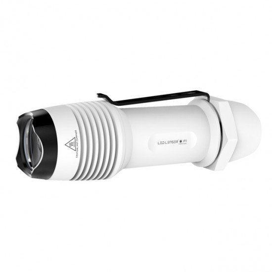Led Lenser Flashlight F1 White 500 lumens