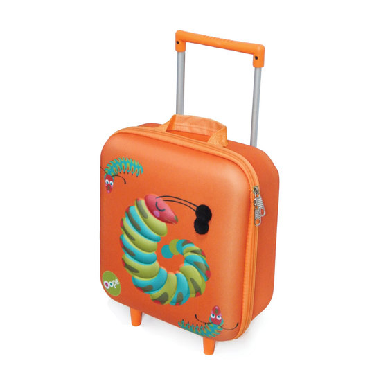 Oops Soft 3D Trolley 28cm Worm