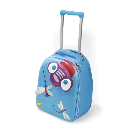 Oops Soft 3D Trolley 36cm Dragon-fly