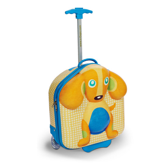 Oops Happy Trolley Eva 3D 40 cm Cão