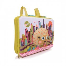 Oops 3D Soft Schoolbag City