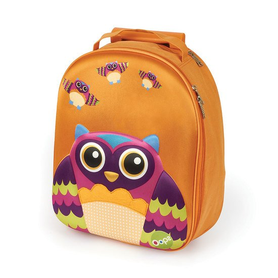 Oops Trolley 36 cm Owl
