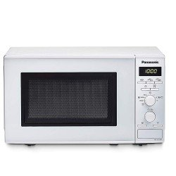 Panasonic NN-J151 - Microwave with Grill (1000 W, 20 L, 4 levels, Grill Quartz 1100 W, 255 mm Turntable, 9 modes) White