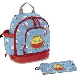Laken Celeste Children's Backpack 27 cm (2 years) with Freskito Thermal Pocket