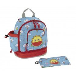 Laken Celeste Children's Backpack 27 cm (2 years) with Freskito Thermal Pocket