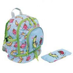 Laken Celeste Children's Backpack 27 cm (2 years) with Thermal Pocket Katuki-Tutti Frutti