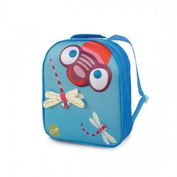 Oops 3D Backpack 31 cm Dragon-fly