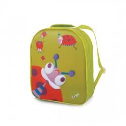 Oops 3D Backpack 31 cm Ladybug