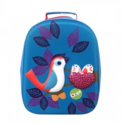 Oops 3D Soft Backpack Bird