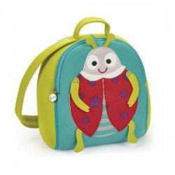 Oops Backpack 30 cm Ladybug