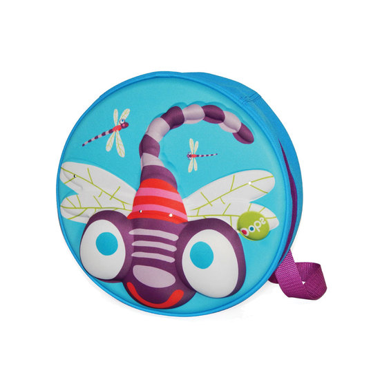 Oops LED Children Backpack Dragon-fly