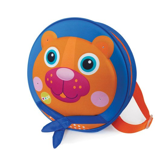 Oops LED Children Backpack Bear