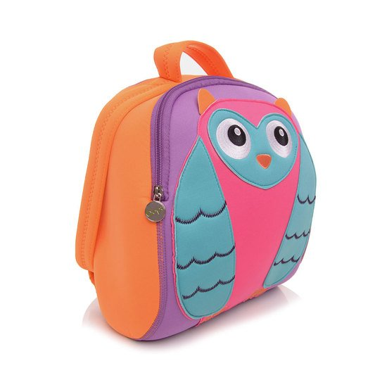 Oops Soft Backpack Owl