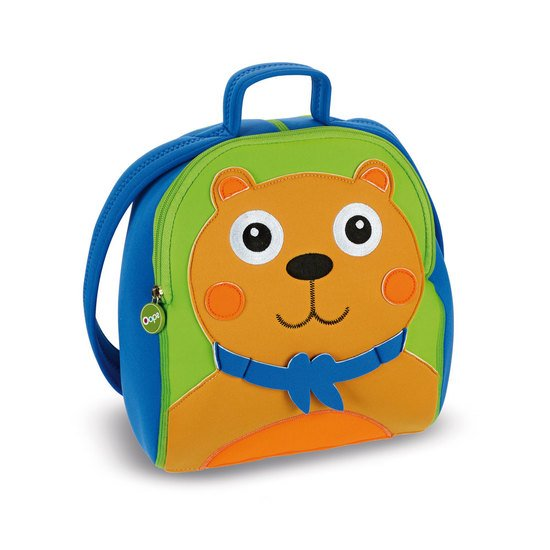 Oops Soft Backpack Bear