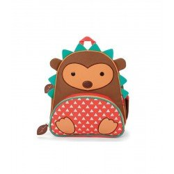 Skip Hop Rucksack Zoo Pack Hedgehog Design