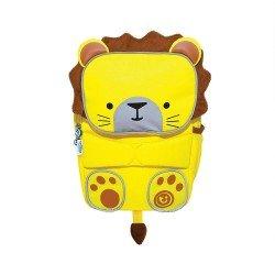 Trunki Kinderrucksack für die Schule - ToddlePak Löwe Leeroy Gelb