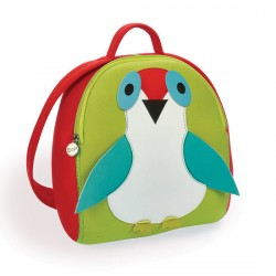 Oops Bird neoprene backpack