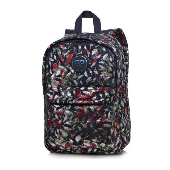 CoolPack Ruby Backpack Vintage Feathers Blue 22752