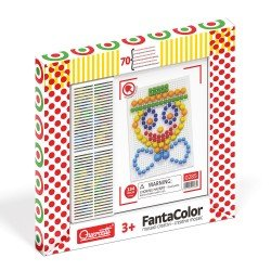 Quercetti FantaColor Board Clown 6 Colors