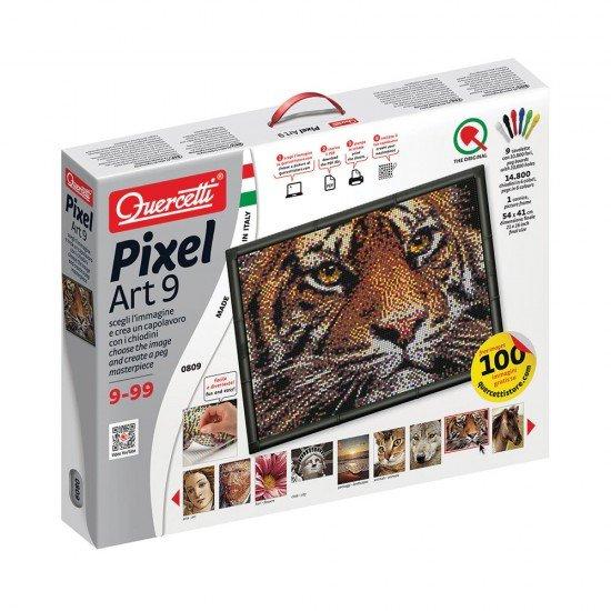 Quercetti Pixel Art Game 14800 pieces 54x41 cm