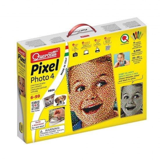 Quercetti Pixel App / Create Photos 25x33 cm