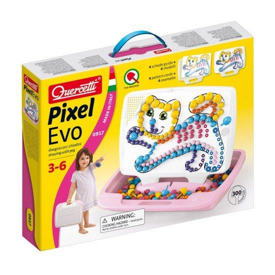 Quercetti Malinha Pixel Smart 300 Pinos Girl