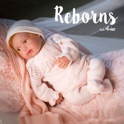 Arias Dolls Reborns Esther 45 cm - 98001