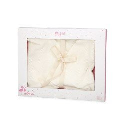 Arias Dolls Reborns Blanket Set 54x68 cm - 6039