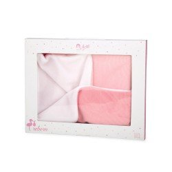 Arias Dolls Reborns Blanket Set 56x71 cm - 6038