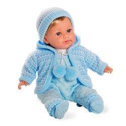 Arias Doll Elegance 42 cm Elian Blue