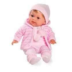 Arias Doll Elegance 42 cm Elian Pink