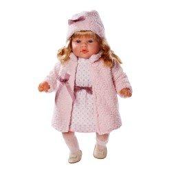 Arias Doll Elegance 45 cm Dennis Pink