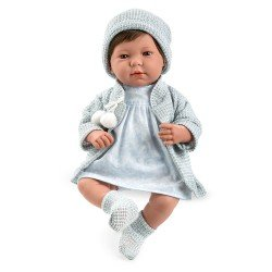 Arias Doll Elegance 45 cm Lois Blue Dress
