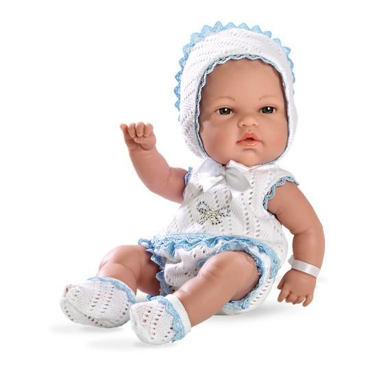 Arias Dolls Elegance 33 cm Natal Blue Swarovski Elements - 90103
