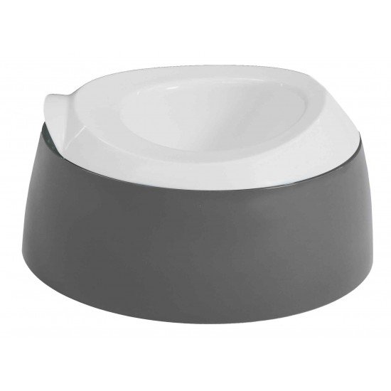 Luma Urinal Dark Grey - LU01703
