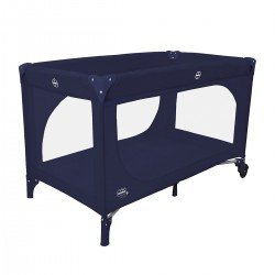Asalvo Essential Travel Cot Navy