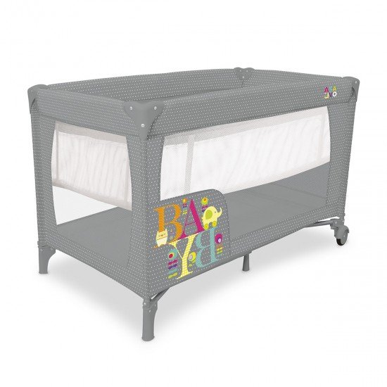 Asalvo Travel Cot Smooth Baby