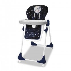 Asalvo High Chair Chef Moon