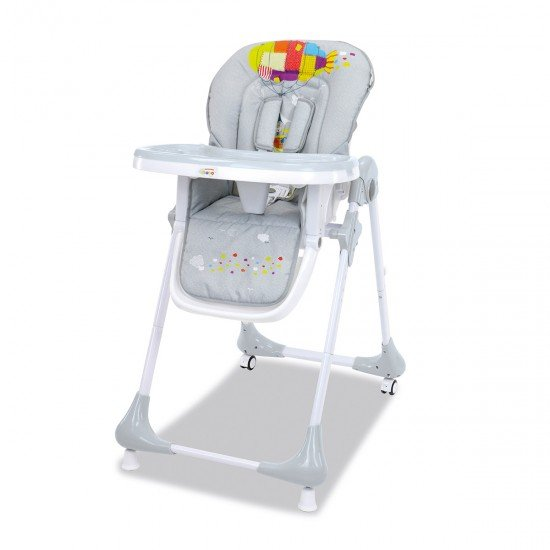 Asalvo High Chair Chef Zeppelin