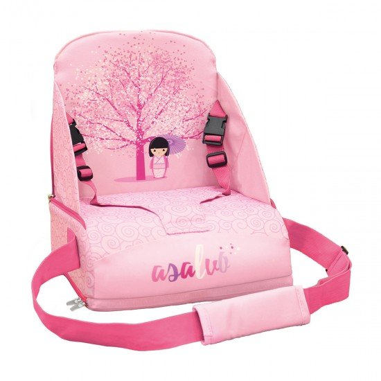 Asalvo Go Anywhere Japanese Design Booster Seat