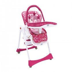 Asalvo Elegant Japanese Design High Chair