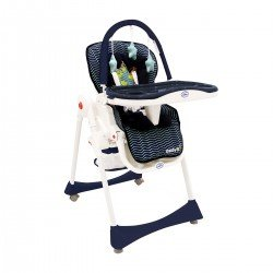 Asalvo Ellegant Animals of The World Design High Chair